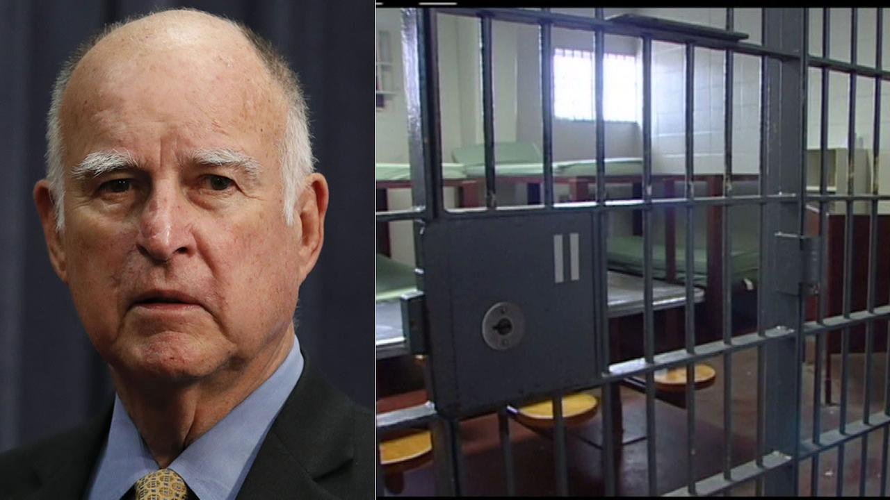 California will become the first state to eliminate bail for suspects awaiting trial under a bill signed by Gov. Jerry Brown.
