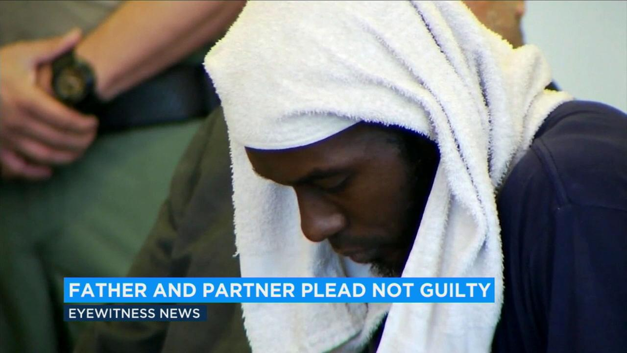 Siraj Ibn Wahhaj, and his partner Jany Leveille entered not guilty pleas in a New Mexico fatal child abuse case.