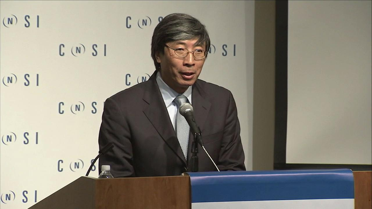 Dr. Patrick Soon-Shiong is seen in this undated file photo.