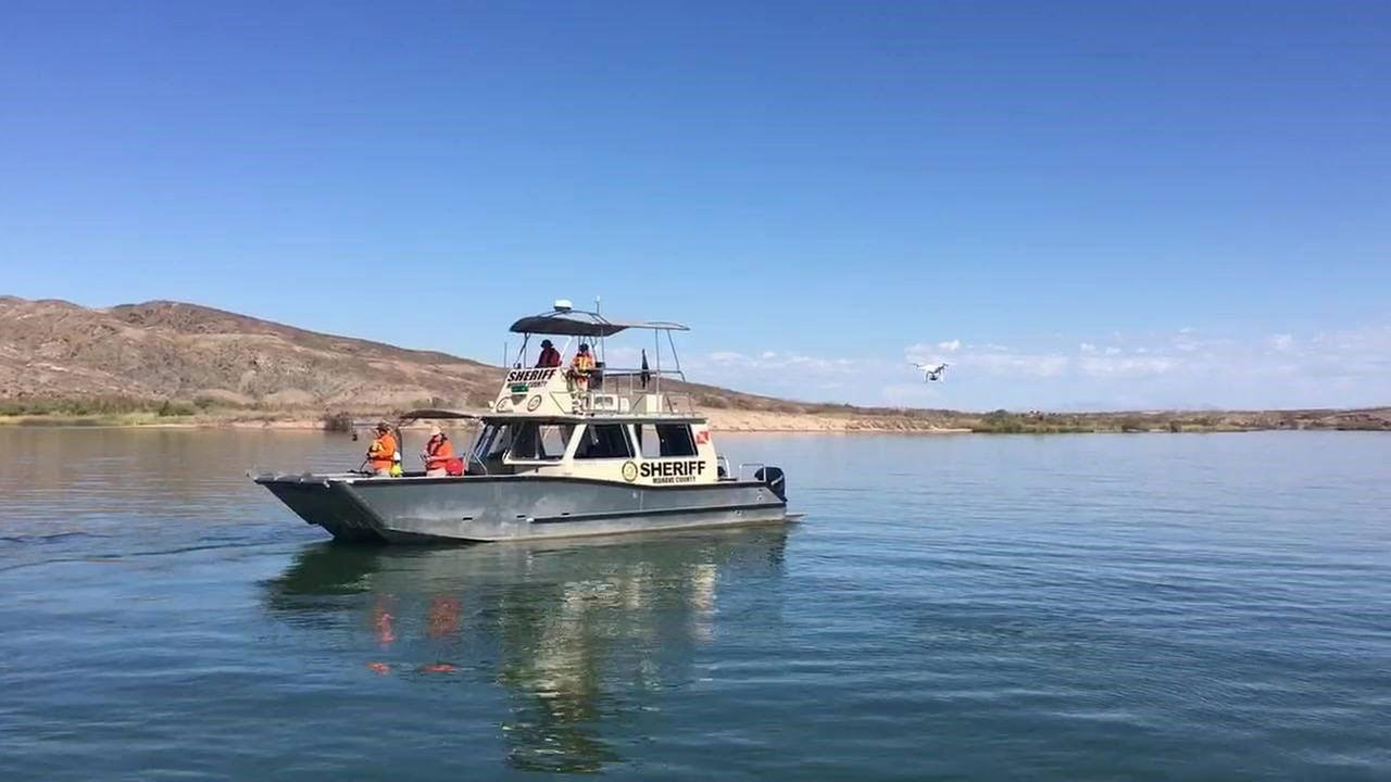 Rescue crews continue to search for Ventura resident Raegan Heitzihg, who was one of four people missing after two boats crashed in the Colorado River during Labor Day weekend.