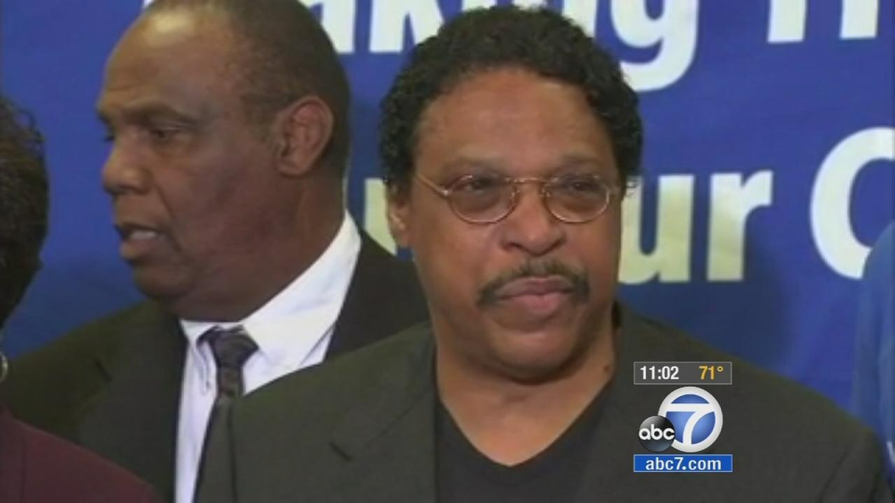 NAACP Los Angeles chapter president Leon Jenkins resigned May 1, 2014, following scrutiny of his decision to honor L.A. Clippers owner Donald Sterling with a civil rights award.