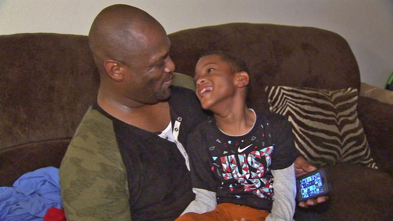 After his treasured wheelchair was stolen, 9-year-old Arthur Day is getting a new custom-fit wheelchair all thanks to Access Medical Inc. in Anaheim.