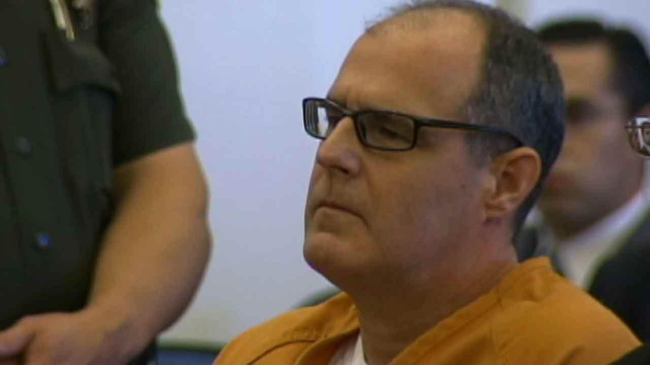 Scott Dekraai appears in court on Friday, May 2, 2014, to plead guilty in the Seal Beach salon shooting.