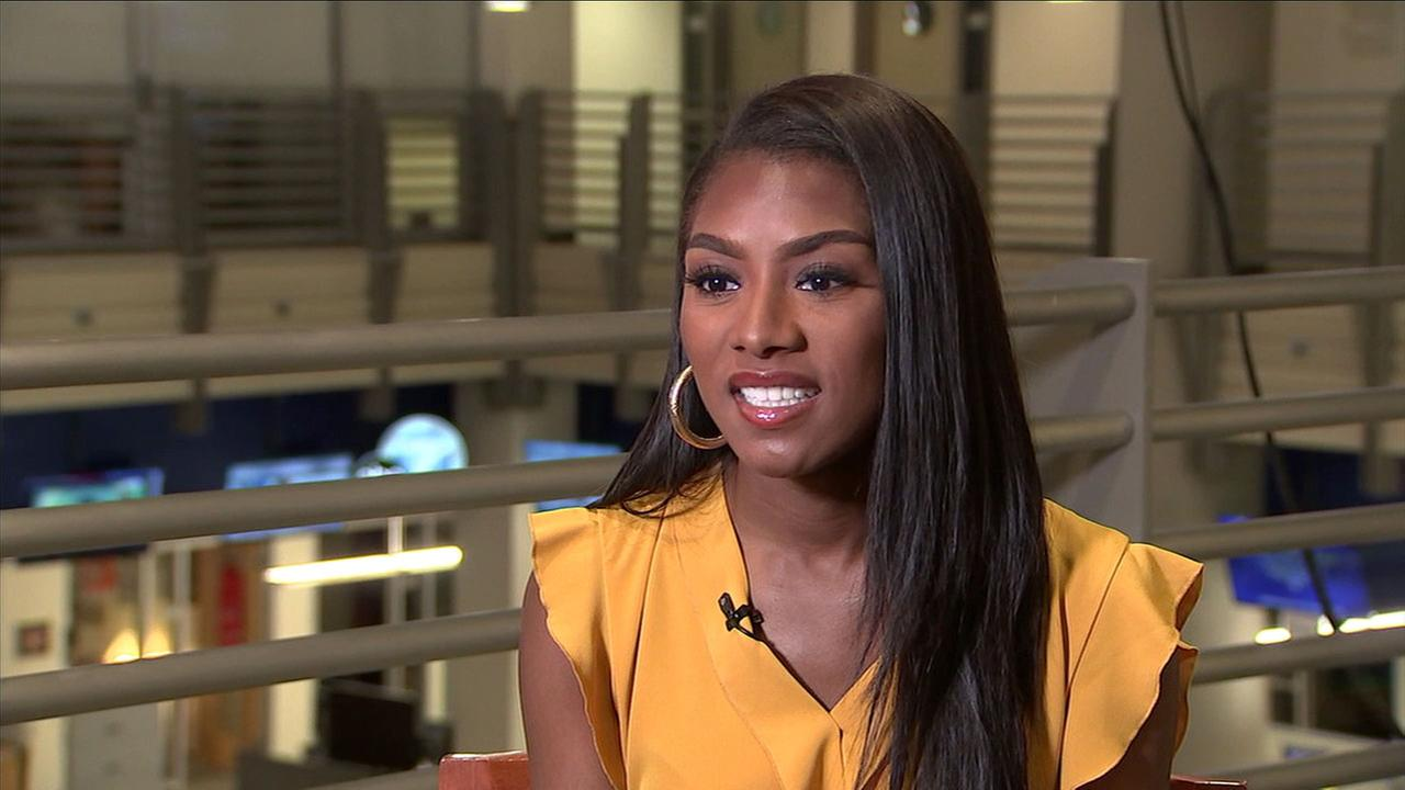 Nia Franklin was crowned Miss America 2019 on Sept. 9, 2018.
