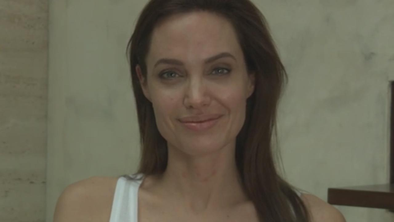 Angelina Jolie announces she will miss several public events promoting her film Unbroken after coming down with chicken pox on Friday, Dec. 12, 2014.
