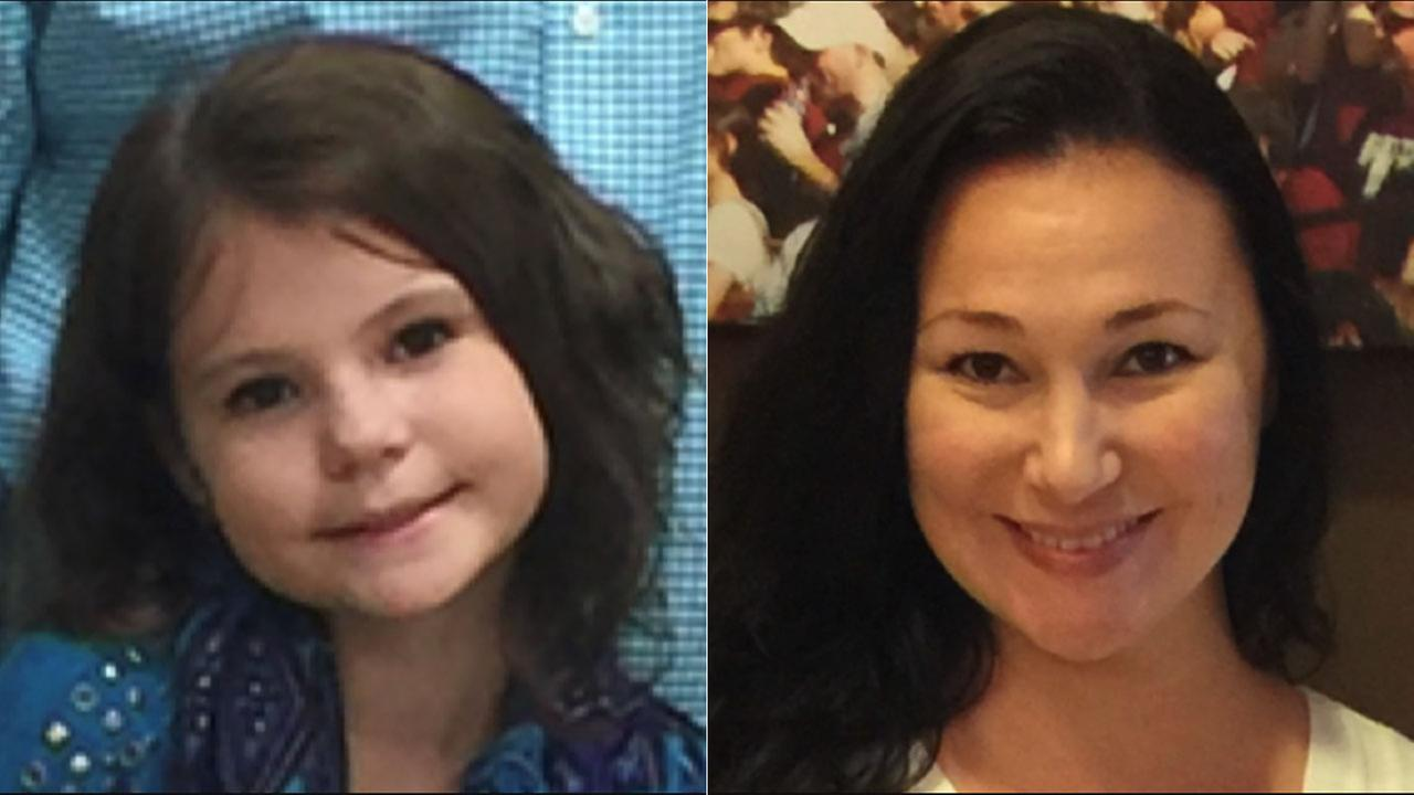 A mother and daughter from Oklahoma, Amanda Kay Key, 40, and Haley Marie Vilven, 11, were last seen on Sept. 15 near Union Station in Los Angeles.