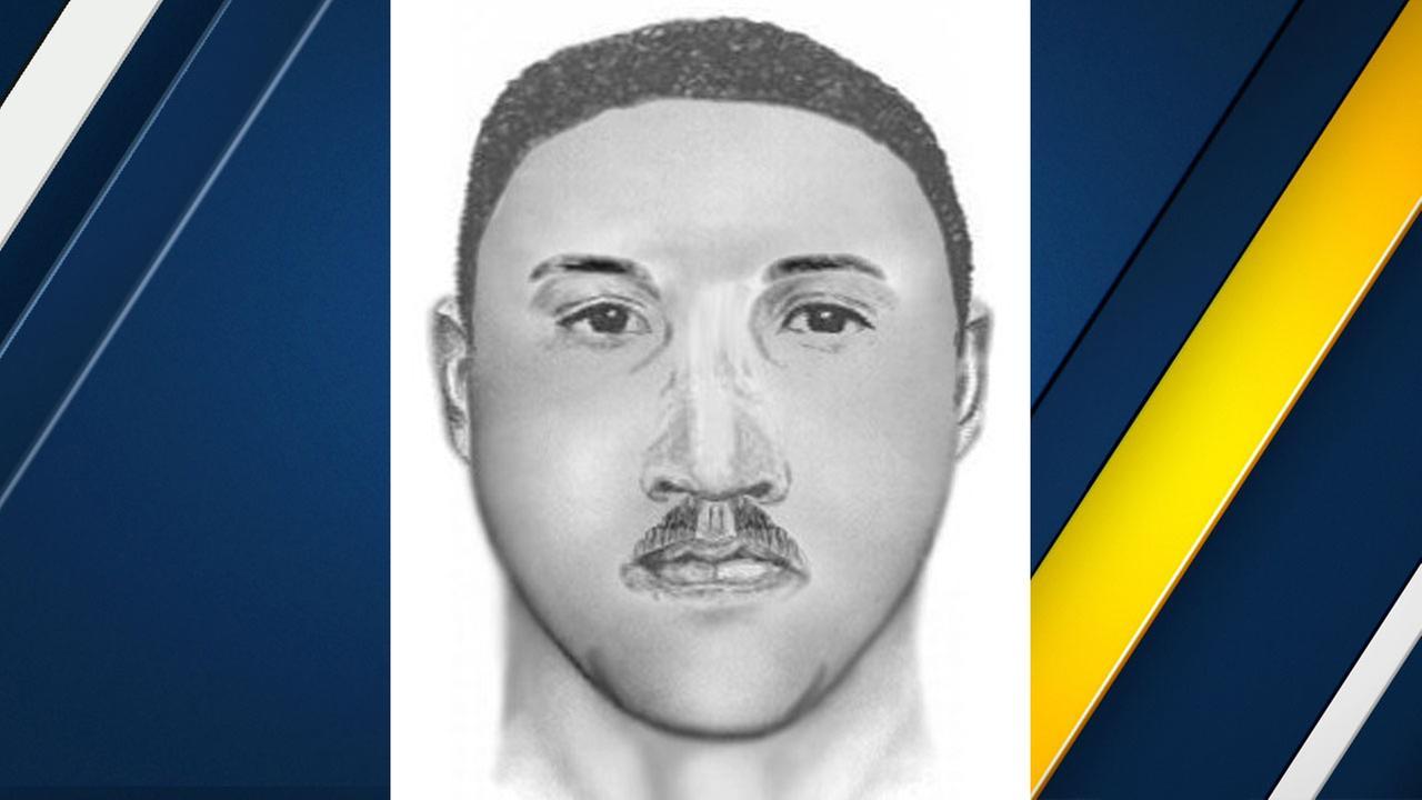 A Corona home-invasion suspect is shown in a composite sketch.