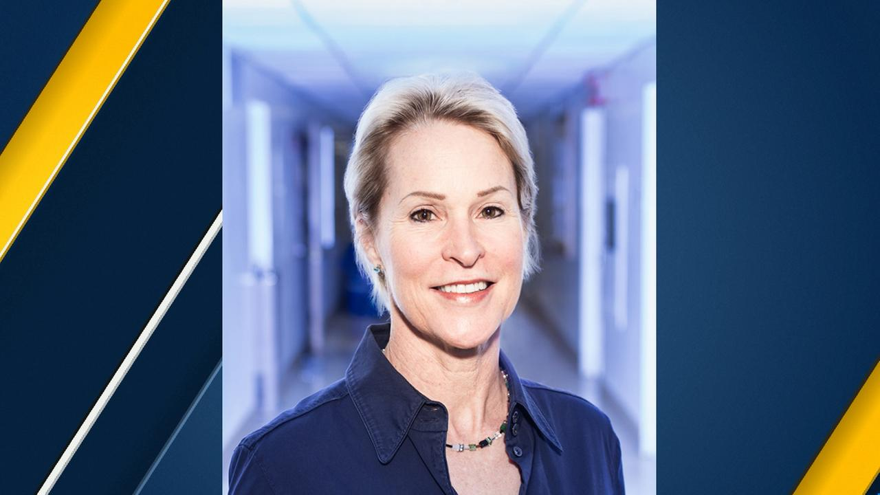 Nobel Prize winner Frances Arnold is seen in a Caltech photo.