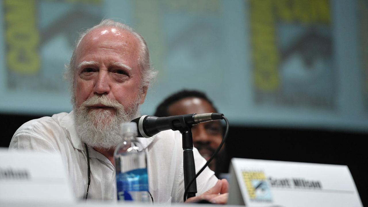 Actor Scott Wilson, who starred in The Walking Dead, has died at the age of 76.
