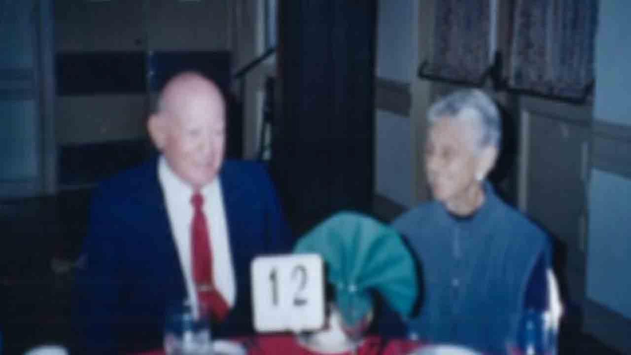 The Orange County Sheriffs Department is asking for the publics help in locating an elderly couple who went missing from their Laguna Woods home Friday, Dec. 19, 2014.