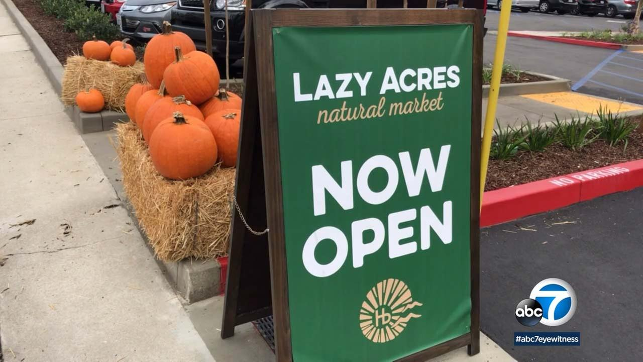 A Lazy Acres Market has opened up shop in Hermosa Beach.