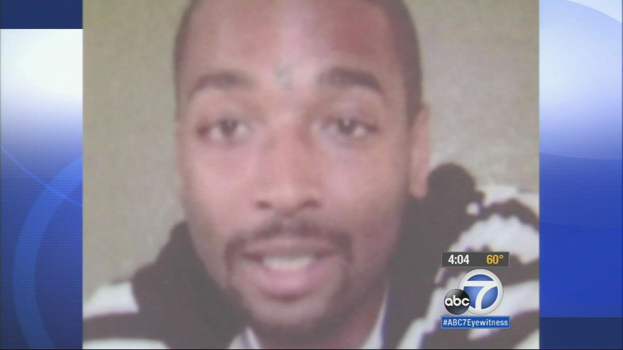 Ezell Ford is seen in this undated file photo.