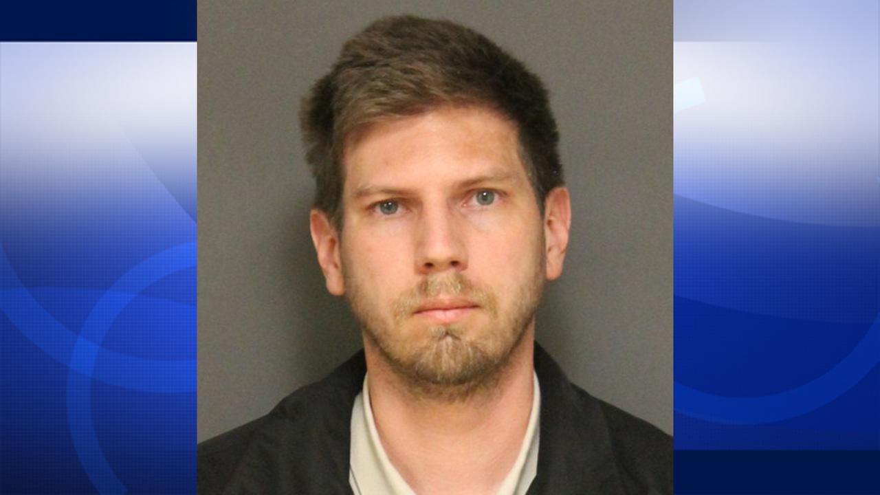 Christopher Millette is shown in his mug shot. He was arrested for child molestation on Wednesday, Dec. 31, 2014.