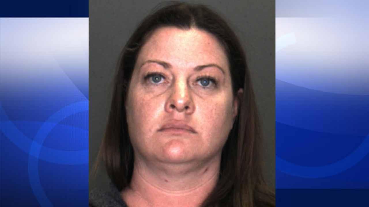 Kristen Blanton, 37, is shown in an undated file photo from the San Bernardino Sheriffs Department.