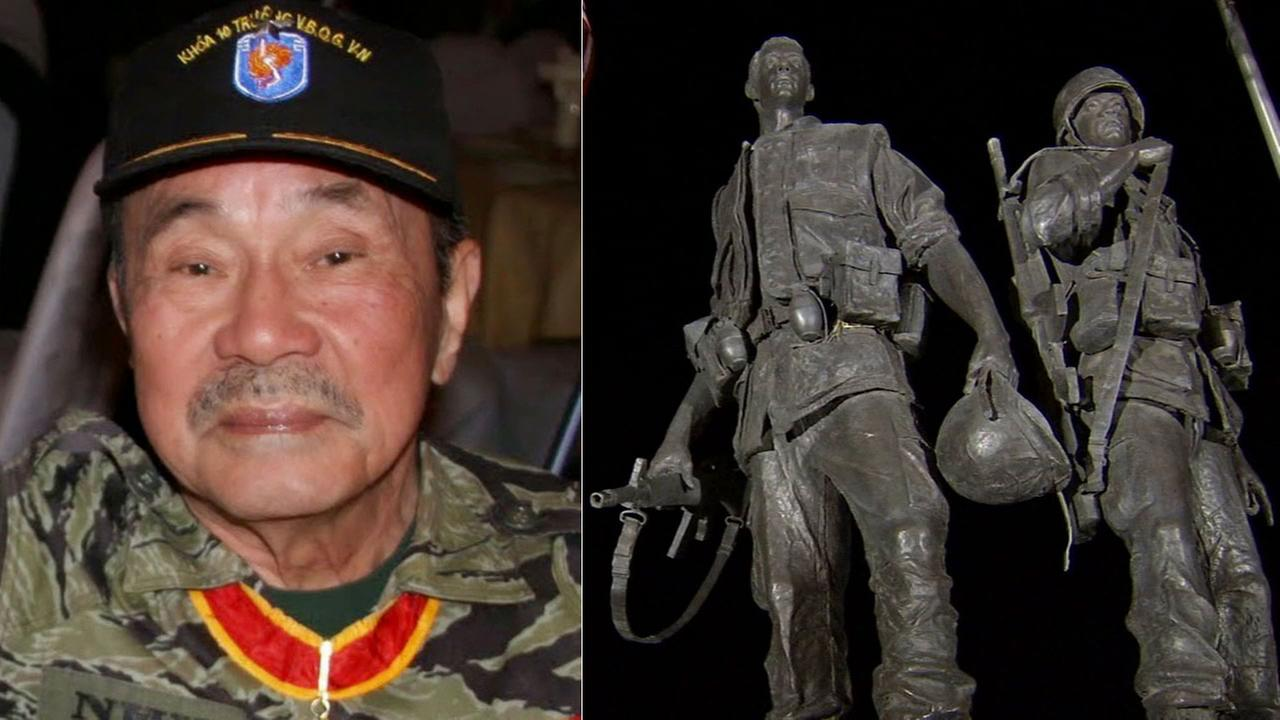 The local Vietnamese community is mourning the death of one of its most revered generals from the Vietnam War. Former South Vietnamese Army Gen. Nhut Van Tran died at age 79.