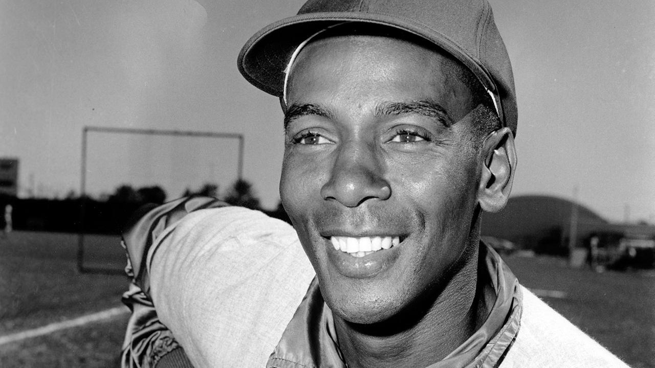 Hall of Fame slugger Ernie Banks died Friday, Jan. 23, 2015. He was 83