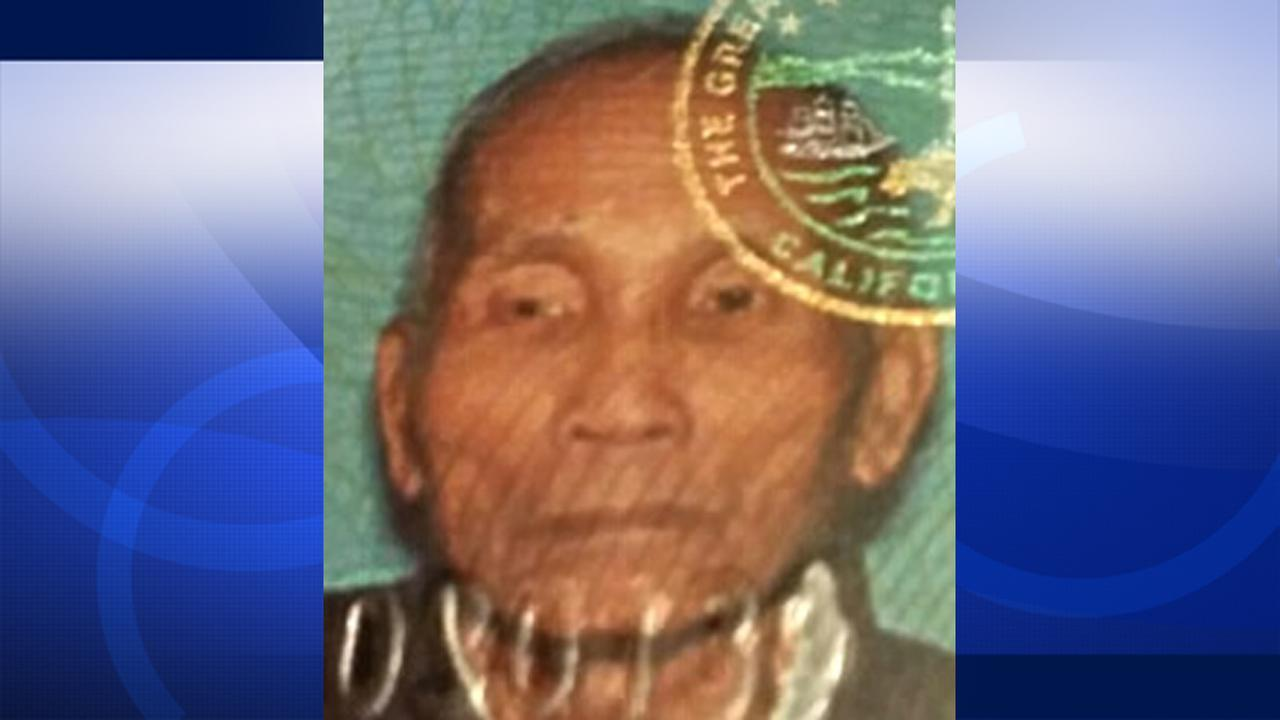 Ly Keosybodounheuang, 76, is shown in his drivers license photo.