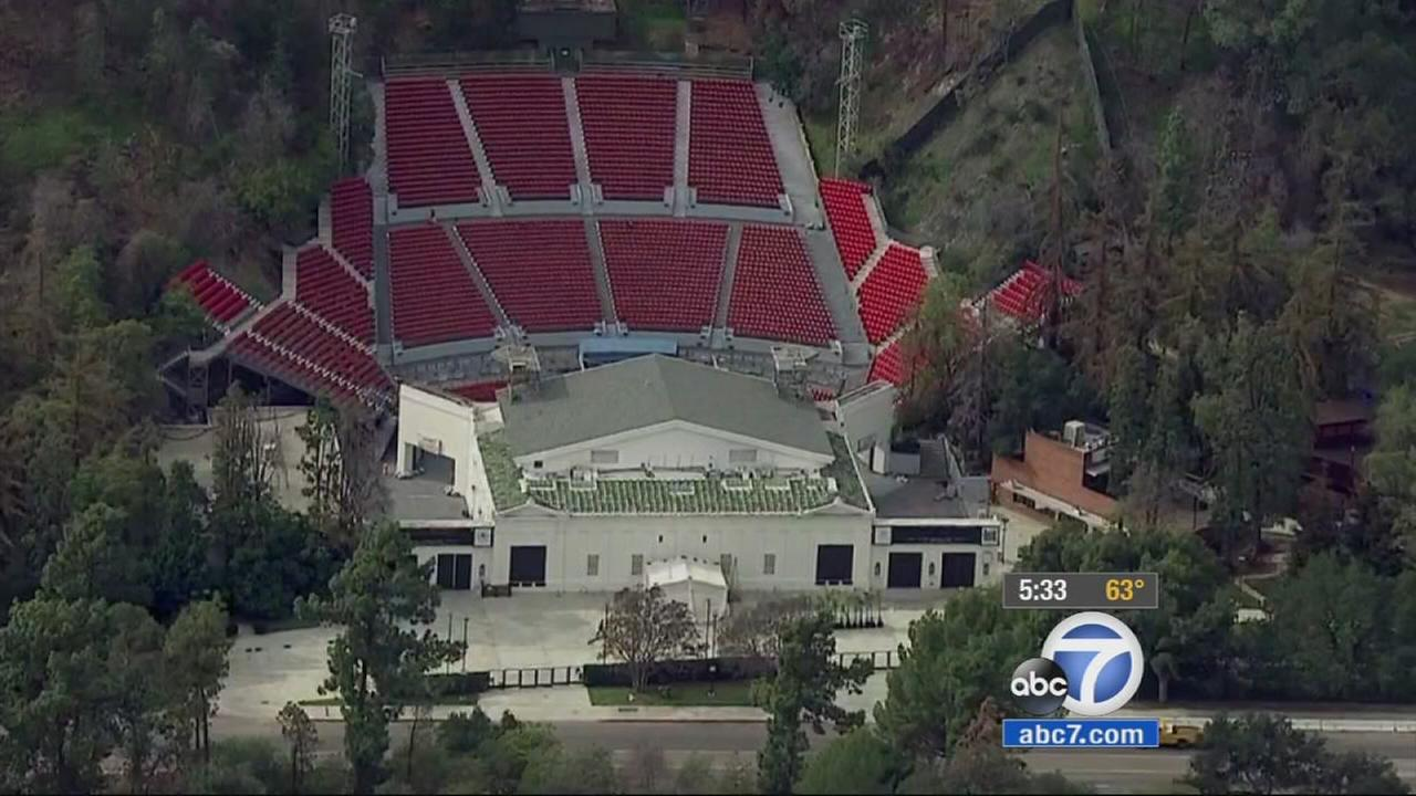 city council panel rejects live nation takeover of greek theatre