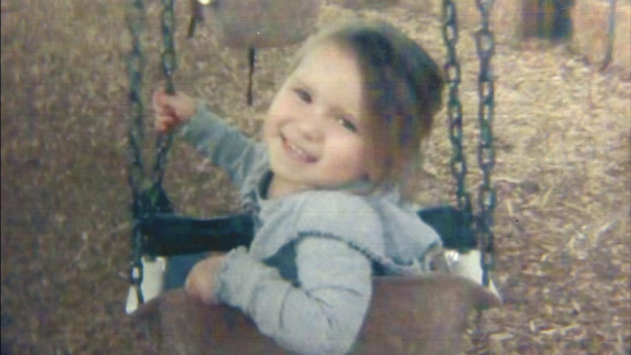 This photo, provided by the victims grandmother, shows 2-year-old Joilene, who died from ingesting chili powder.
