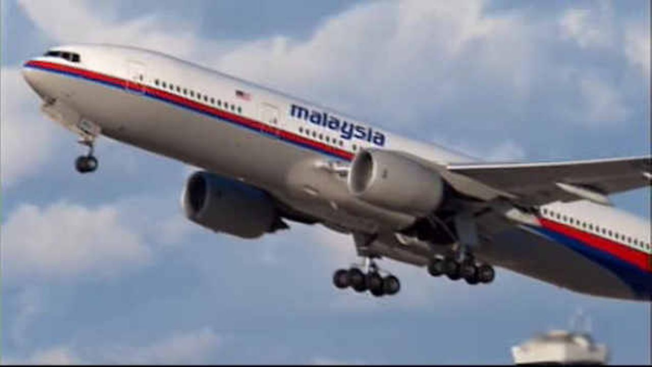 A Malaysia Airlines plane is seen in this undated file photo.