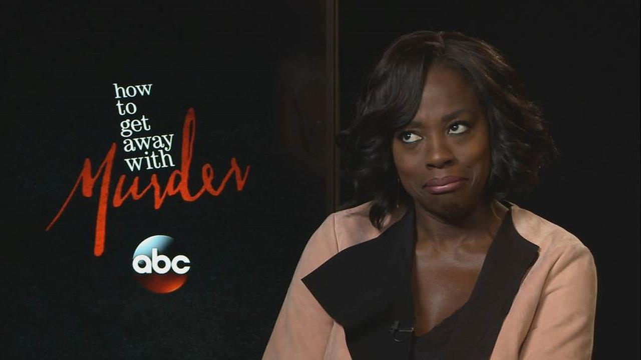 Viola Davis, star of ABCs How to Get Away with Murder, admits shes not so good at enjoying the moment.