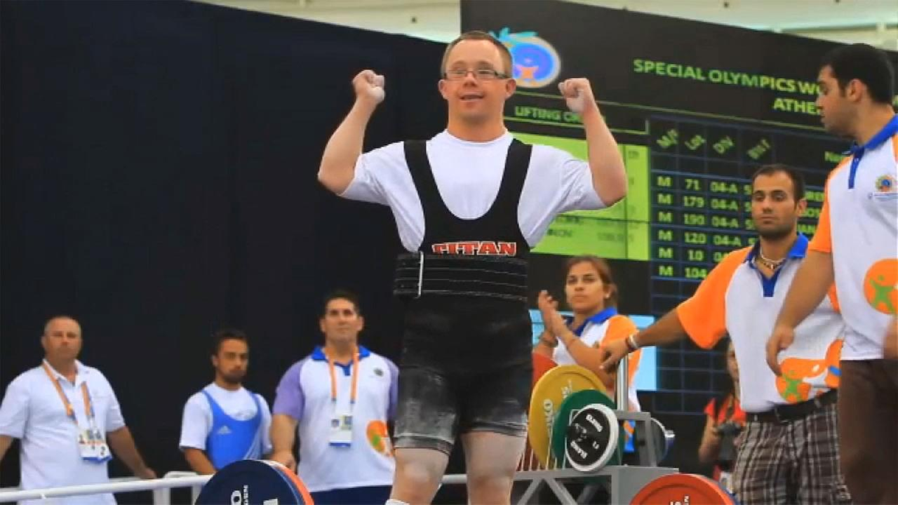 Donate now so Special Olympians can achieve their dreams to compete in the Los Angeles World Games!
