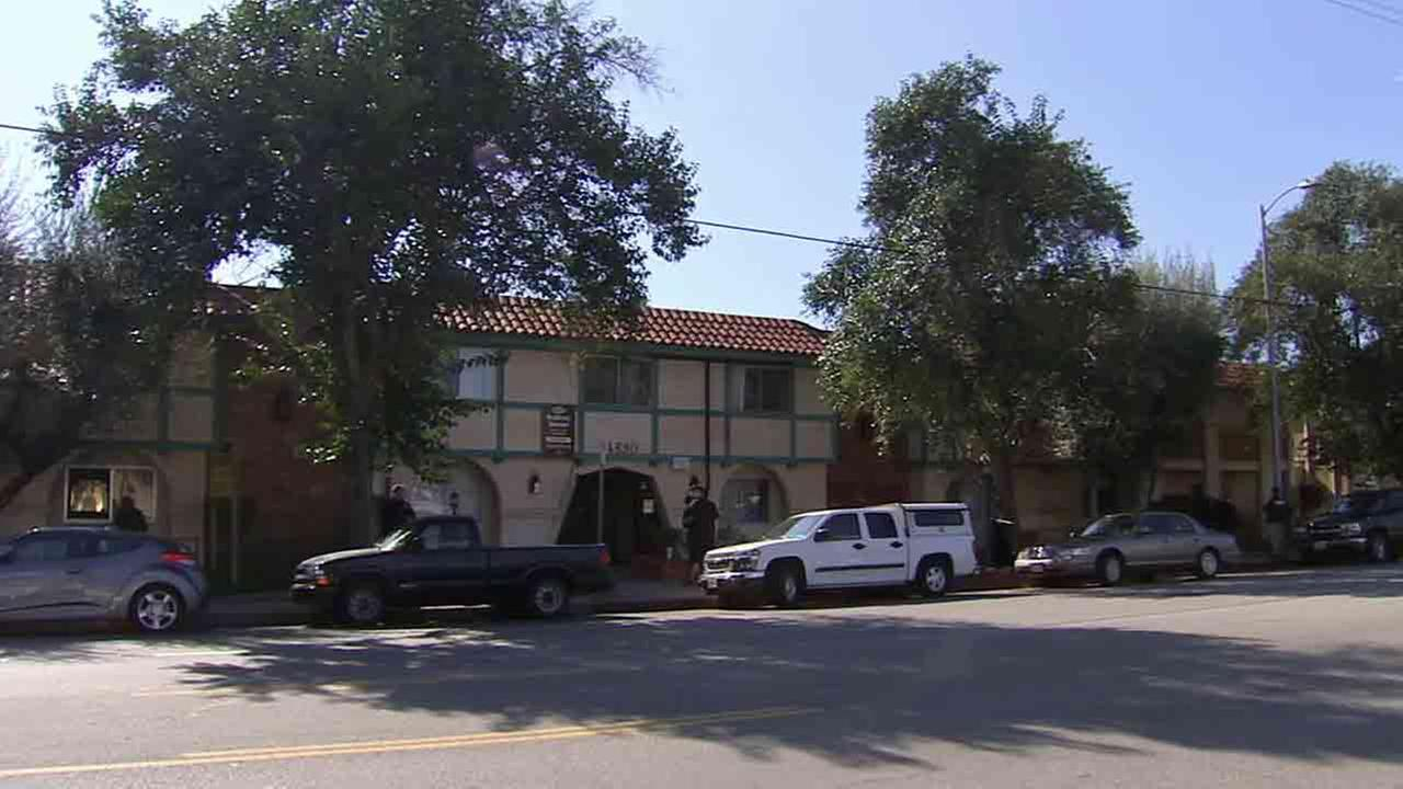 Michelle Vash Payne was found stabbed to death at the scene of an apartment fire in the 14600 block of Saticoy Street in Van Nuys Saturday, Jan. 31, 2015.