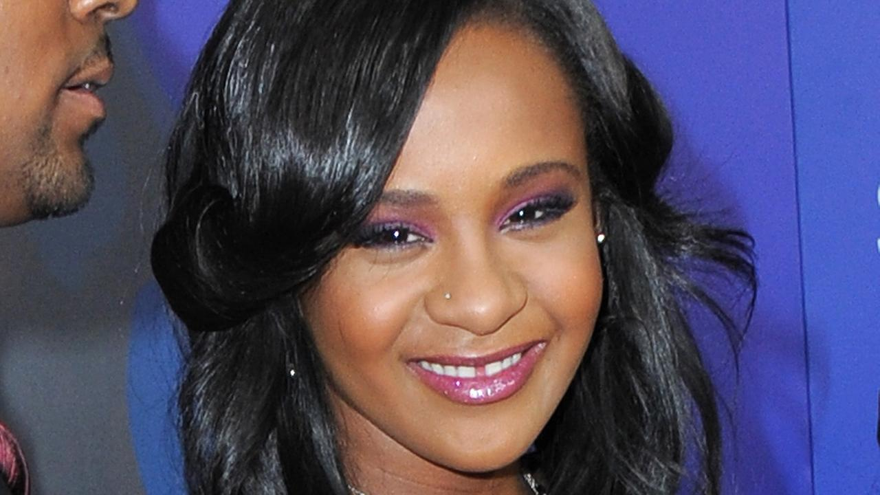 Bobbi Kristina Brown attends the Los Angeles premiere of Sparkle at Graumans Chinese Theatre on Thursday, Aug. 16, 2012, in Los Angeles.
