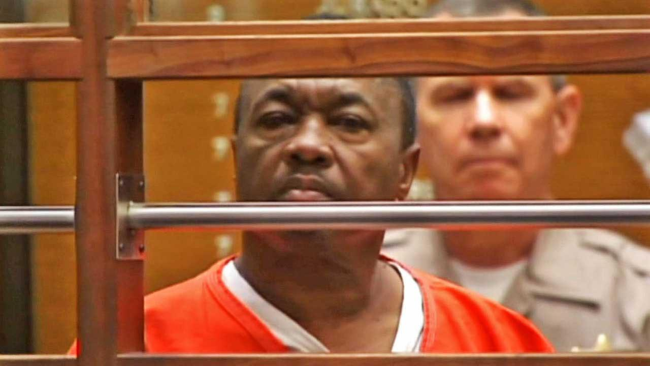 Grim Sleeper murder suspect Lonnie Franklin Jr. is seen in an undated file photo.