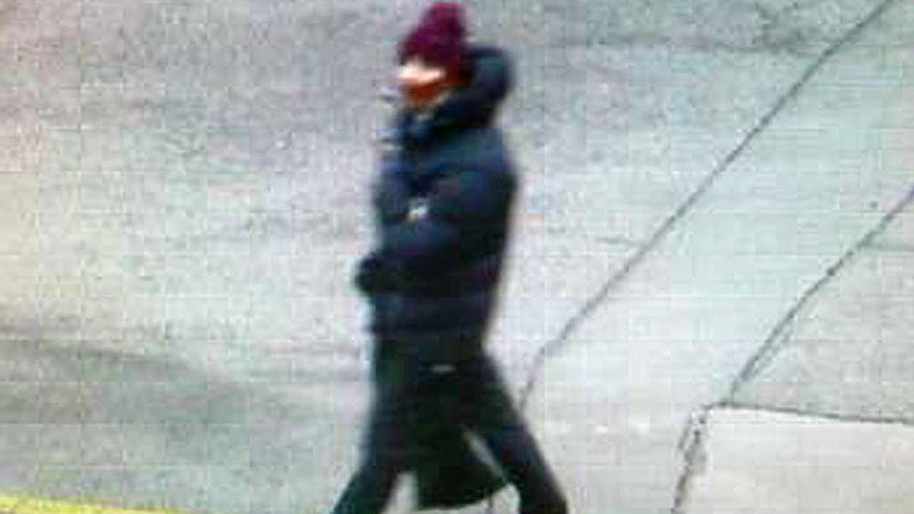 In this photo dated Saturday Feb. 14, 2015, issued by Copenhagen Police believed to show the suspect in a shooting at a freedom of speech event in Copenhagen.