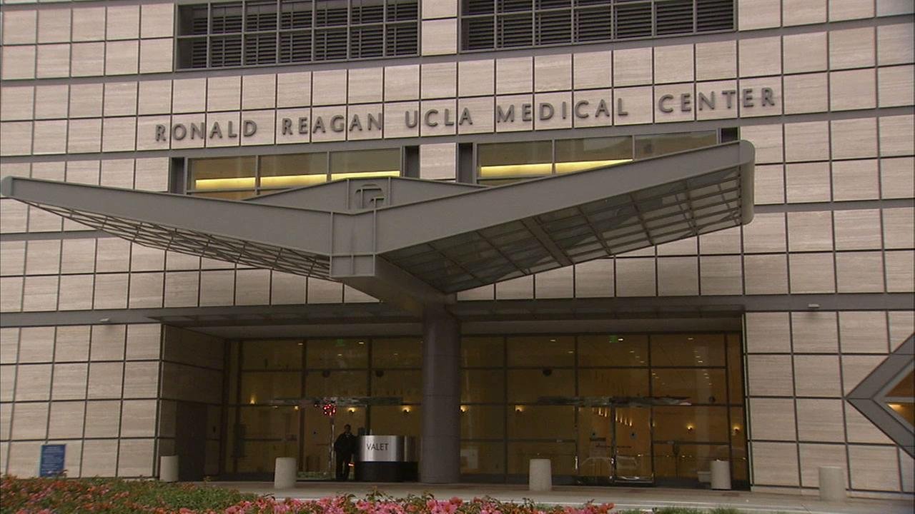 Ronald Reagan UCLA Medical Center is seen in this file photo.