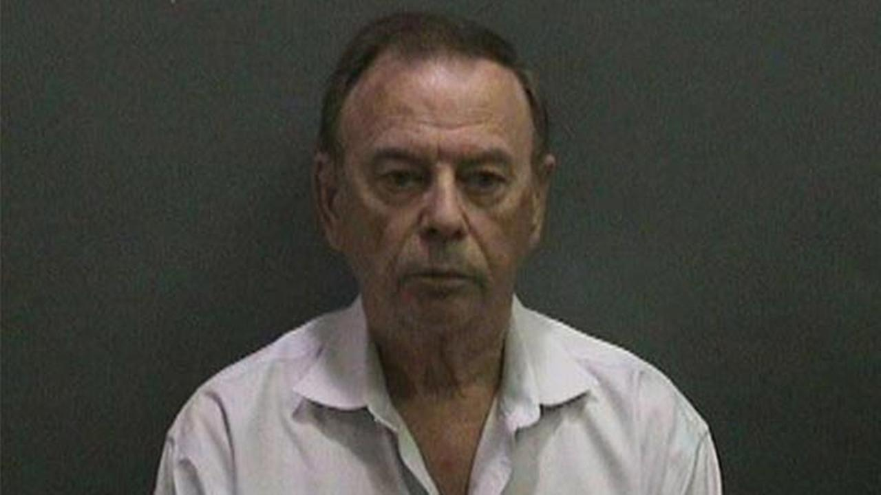 Raymond Newton Baker, 72, of Laguna Niguel was booked on suspicion of penetration with a foreign object and sexual battery Thursday, Feb. 19, 2015.
