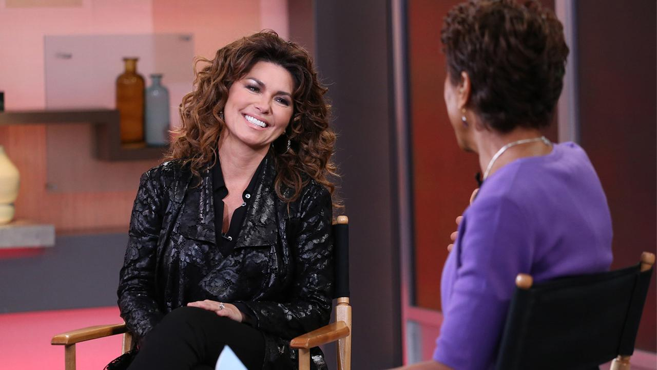 Shania Twain announced her first and final North American tour in 11 years on Good Morning America Wednesday, March 4, 2015.