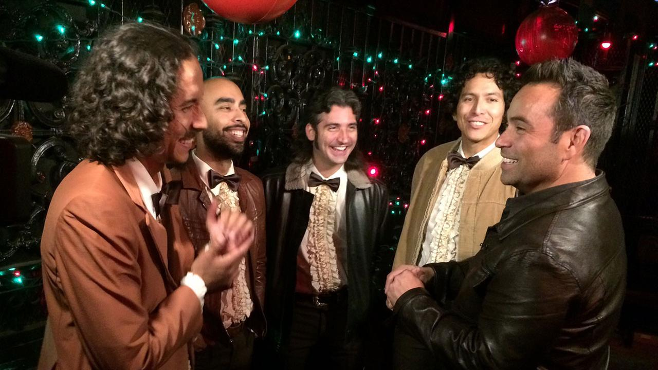 Robert Holguin introduces us to the hot local band Chicano Batman.