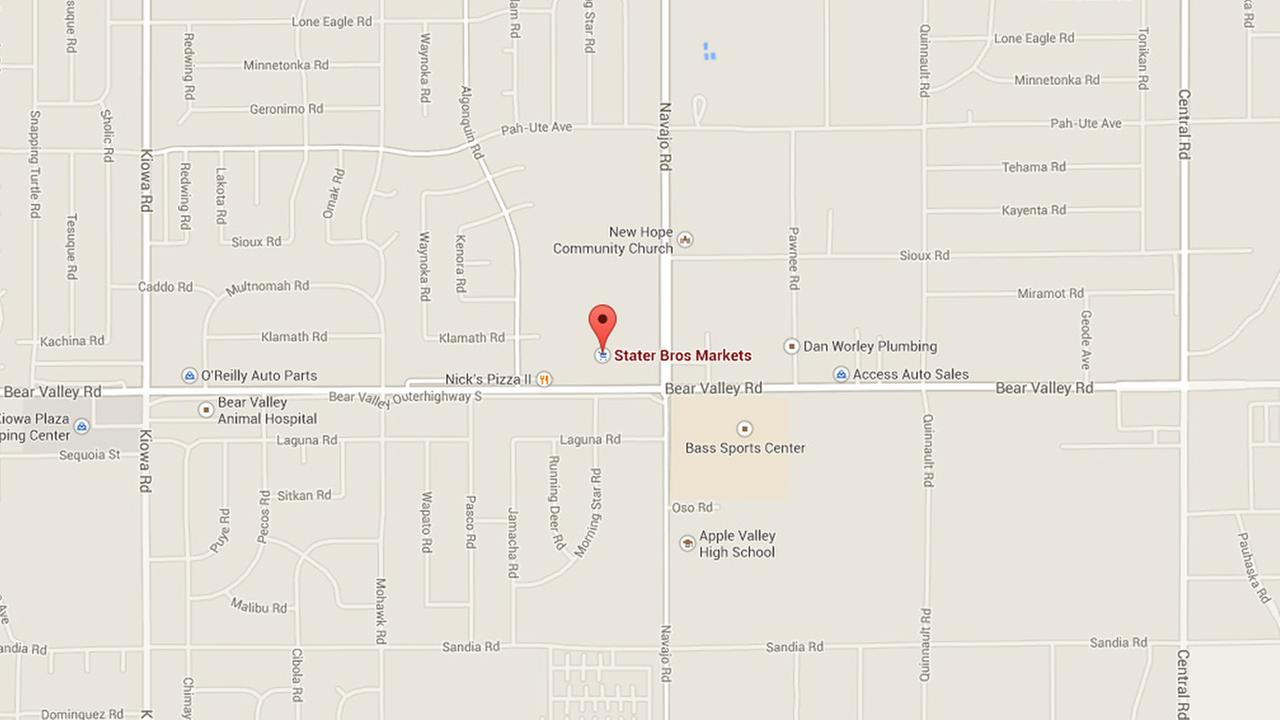 Elderly man attacked for bumping into car in Apple Valley parking ...