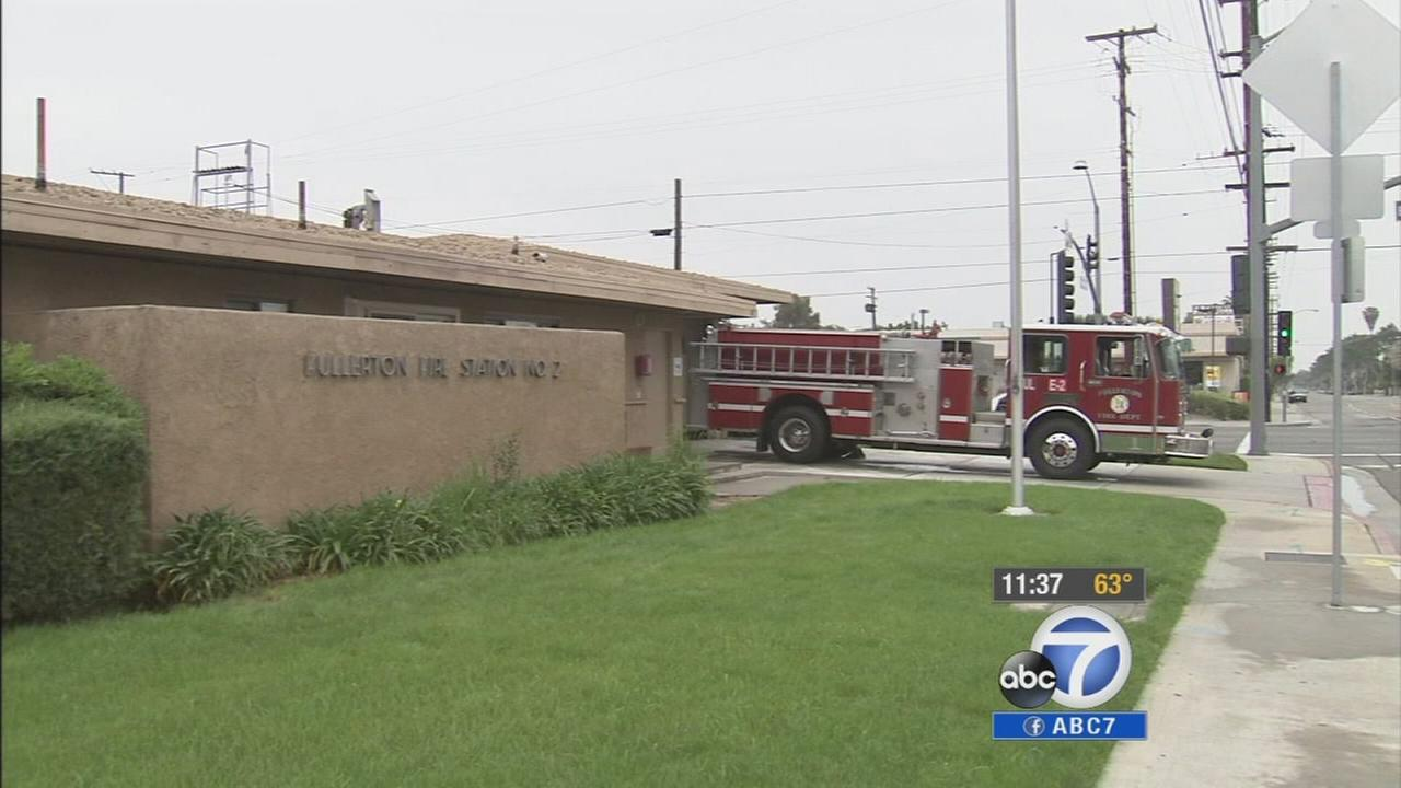 Fullerton Fire Station