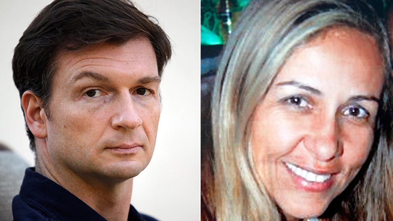 Bruce Beresford-Redman appears in this May 26, 2010 file photo (left). Monica Beresford-Redman is shown at her Zabumba Brazilian restaurant in Dec. 2009 (right).