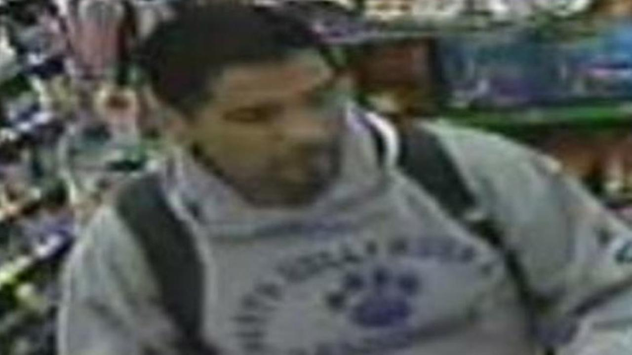 A sexual assault suspect is seen in this image from Montebello police.
