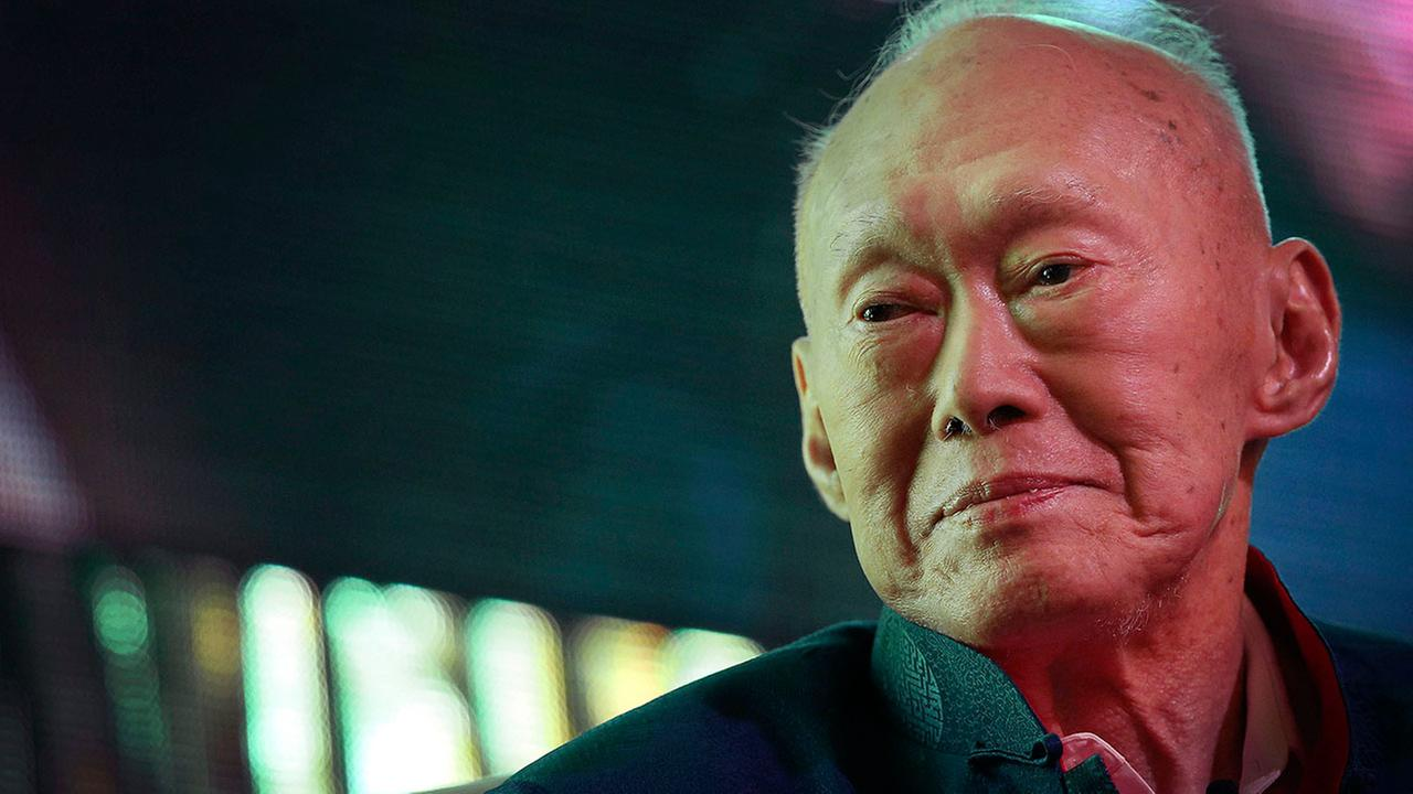 Singapores first Prime Minister Lee Kuan Yew died Monday, March 23, 2015 following a bout with severe pneumonia. He was 91.