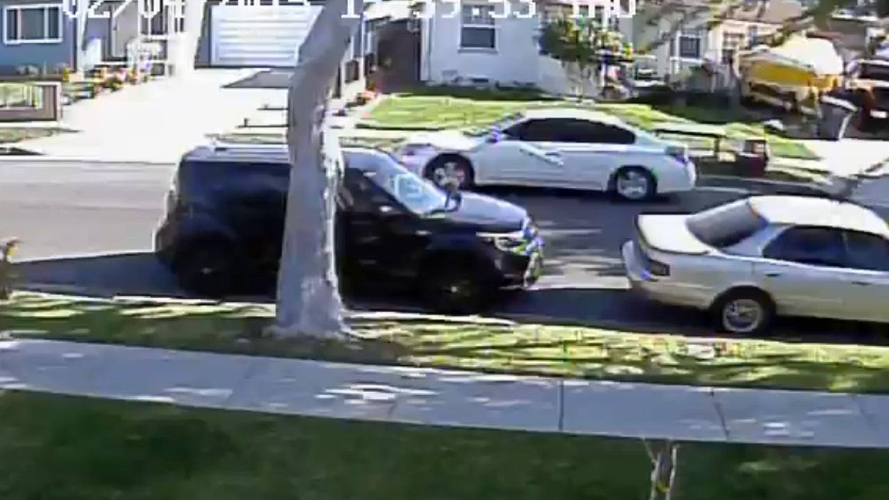 Police released new video of the Nissan Altima believed to be involved in a child abduction in Gardena.