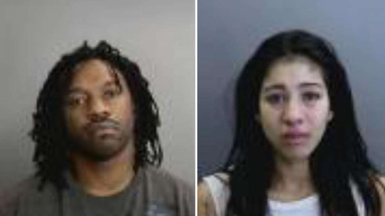 Paul Anthony Anderson, 31, and Maya Frausto are shown above in undated photos.