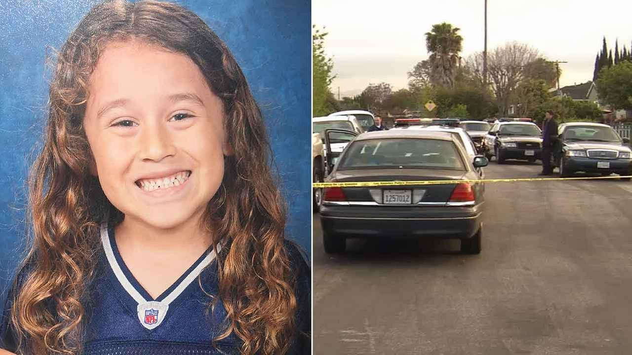 An 8-year-old boy was shot in the head as he slept in his bedroom at a home in the 11000 block of Wagner Street in Del Rey Sunday, April 5, 2015.