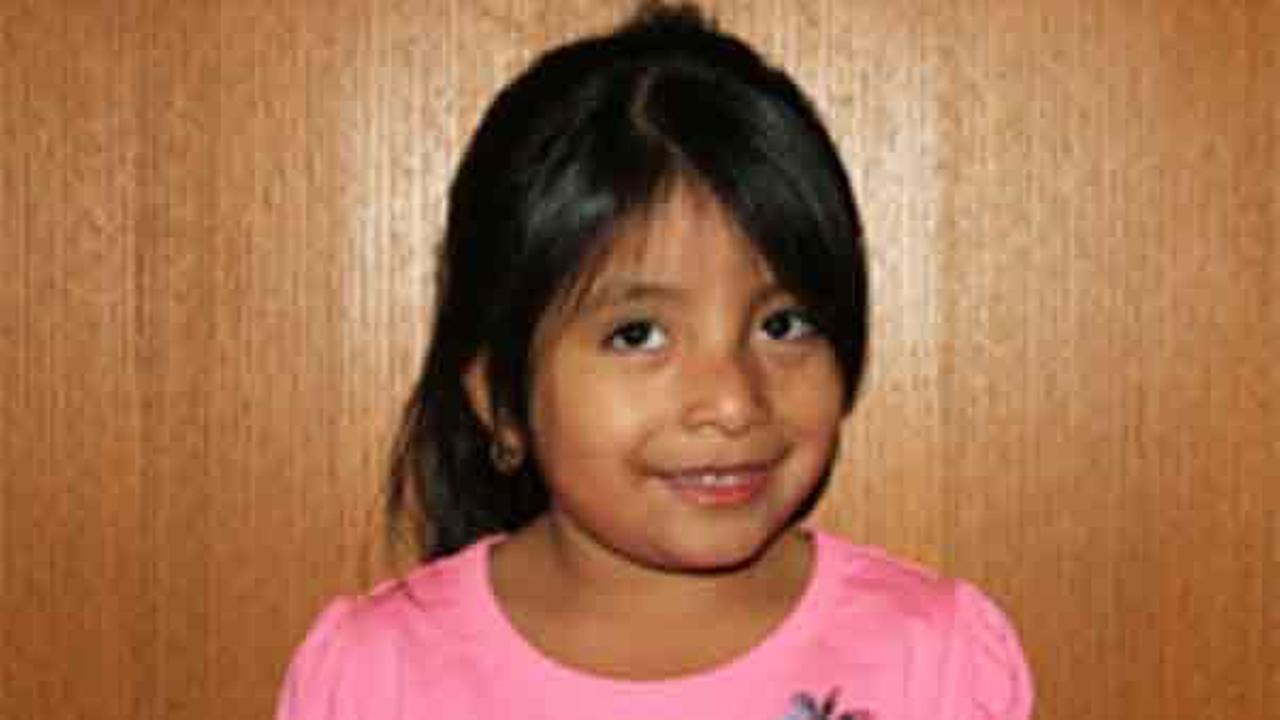 San Bernardino police are trying to identify a young girl after her mother dropped her off at an acquaintances home and never came back for her on Thursday, April 9, 2015.