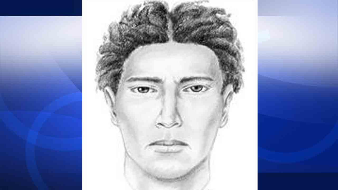 Long Beach police released this sketch of a man suspected of groping a 26-year-old woman at a Signal Hill bus shelter Wednesday, May 14, 2014.