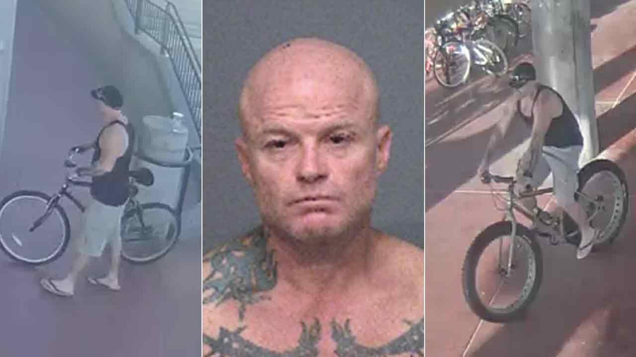 Robert C. Armstrong, 46, is shown in this booking photo provided  by the Huntington Beach Police Department.