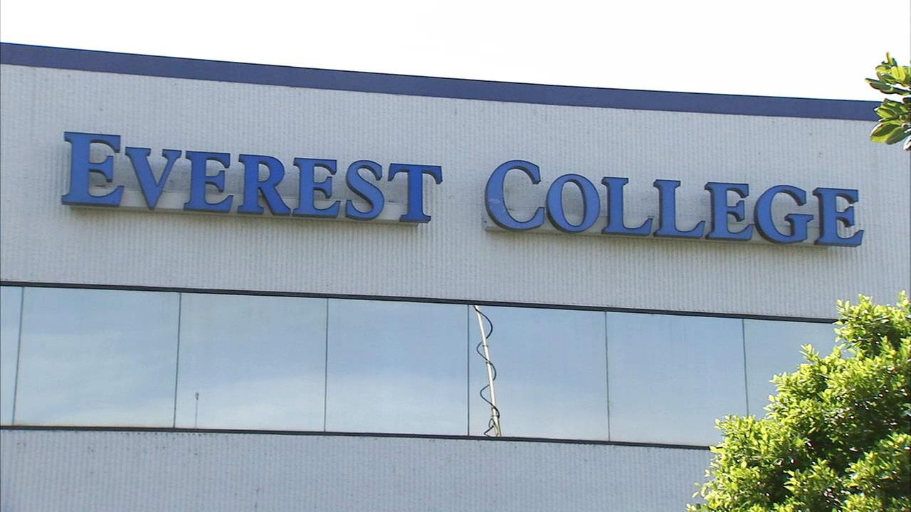 Everest College is shown in this undated file image.