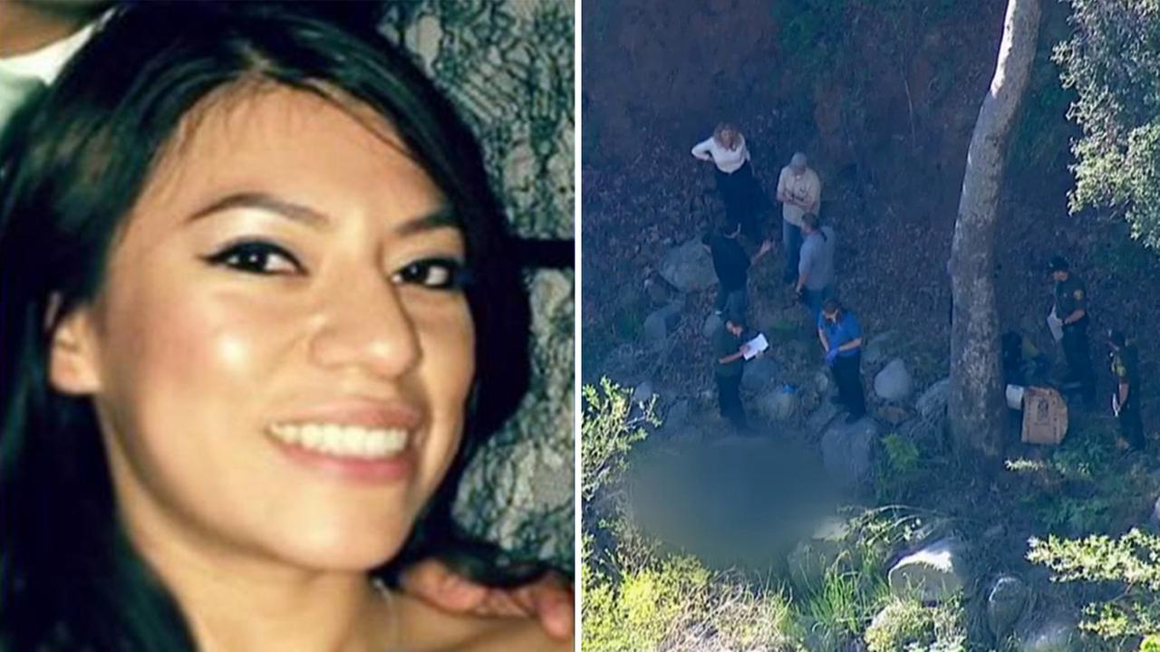 The decomposed body of Erica Alonso was found in a remote area near the San Juan Capistrano Fire-Ranger Station on Monday, April 27, 2015