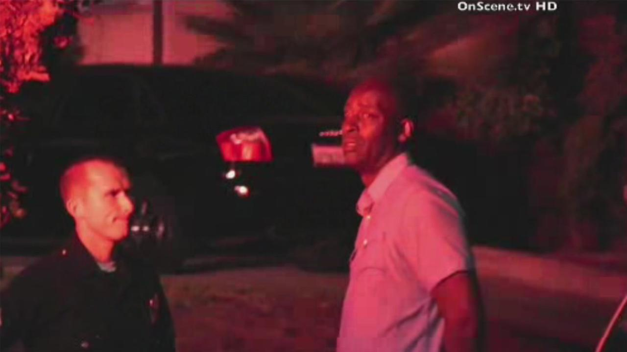 Michael Jace was detained in connection to a fatal shooting in Hyde Park on Monday, May 19, 2014.