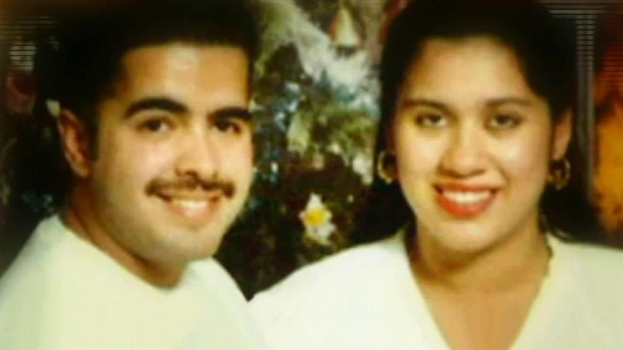 Daniel and Lyvette Crespo are shown in this undated file photo.
