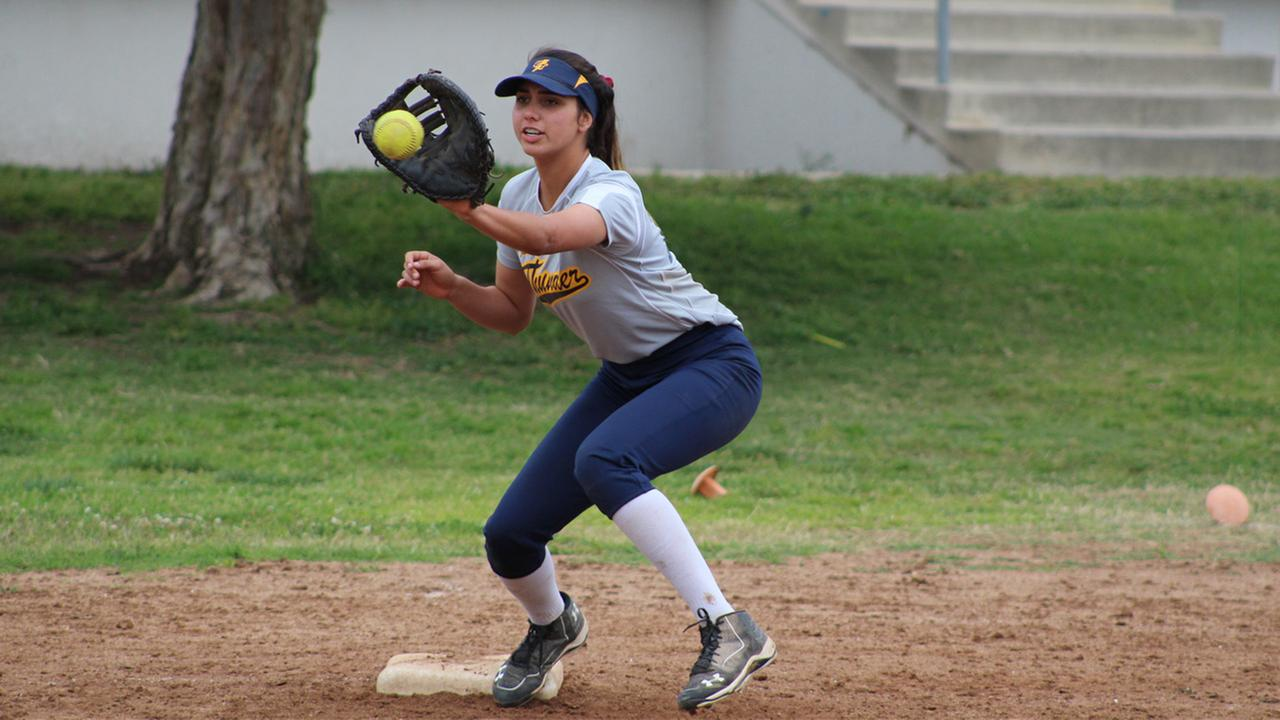 Dana Housley, 15, suffered a brain aneurysm during the last inning of her travel softball tournament at Veterans Park in Fontana on Saturday, May 23, 2015.